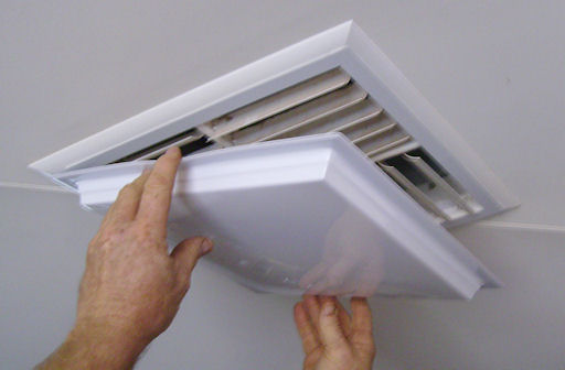 Heat Saver Vent Covers Home